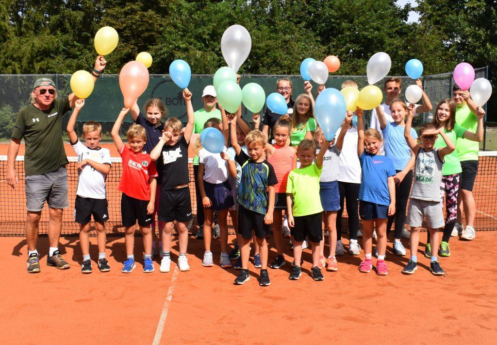 Tenniscamp 2021